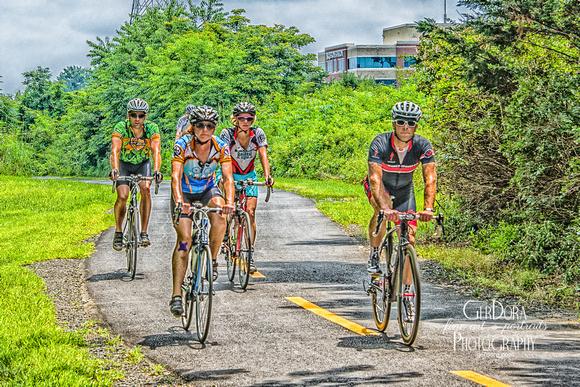 Friends ~ 2015 RBC Century Ride Reston, VA