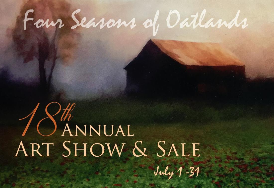 Oatlands Art Show 2016