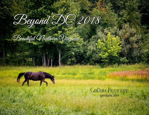 GerDora Photography 2018 Calendar