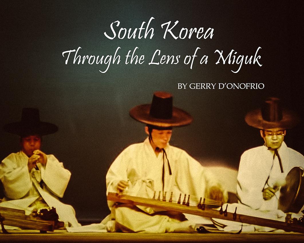 South Korea Book Cover