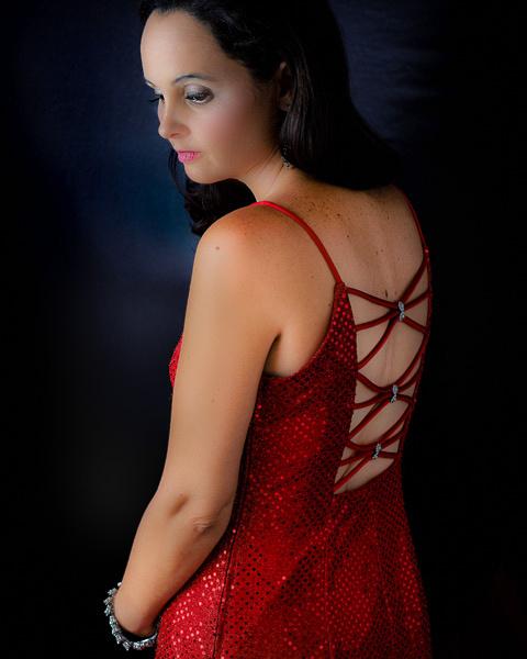 Maria Back Portrait_