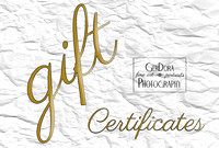 Gift Cert with Logo-Cover Icon